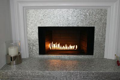 la 1 - Fire Pit Glass On Fire, Fireplace Glass Fireglass Glass And Ice On