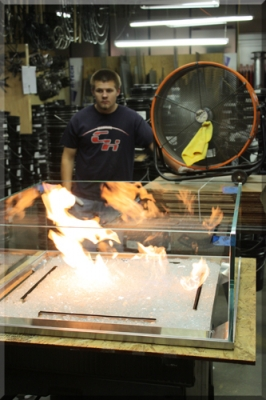 custom fire tables with fireglass 6