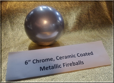 Chrome FireBalls