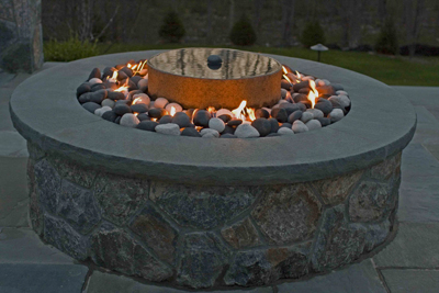 Fireplace And Fire Pit Glass